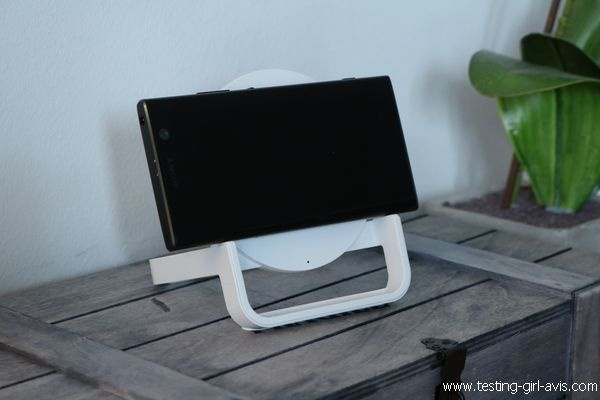 Chargeur induction Belkin Boost UP - Paysage