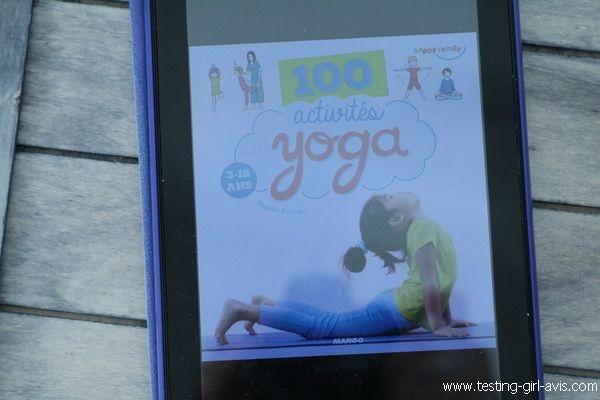 Comment faire du yoga avec les enfants - 100 activités yoga 3-12 ans