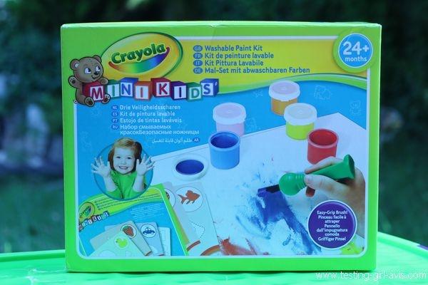 kit de peinture mini kids - Crayola