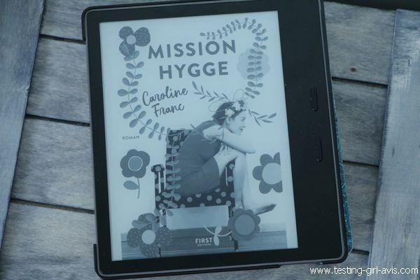 Mission Hygge - Caroline Franc - Avis