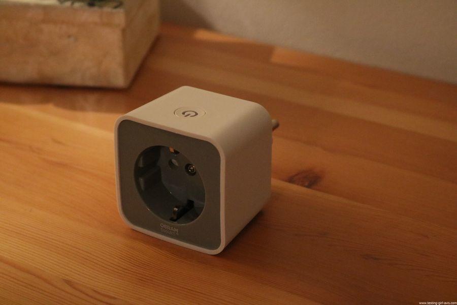 Osram Smart + - Prise connectée - Smart Home