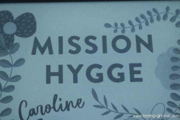 Mission Hygge - Caroline Franc - Résumé