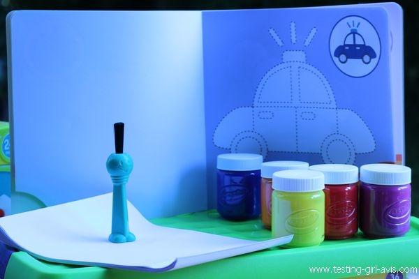 kit peinture mini kids crayola - avis