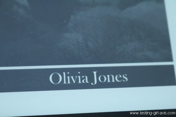 Trop belle pour mourir - Olivia Jones - Auteure