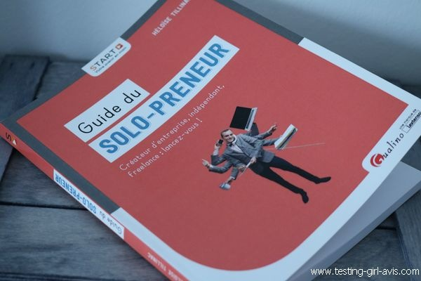 Guide du solo-preneur- Avis