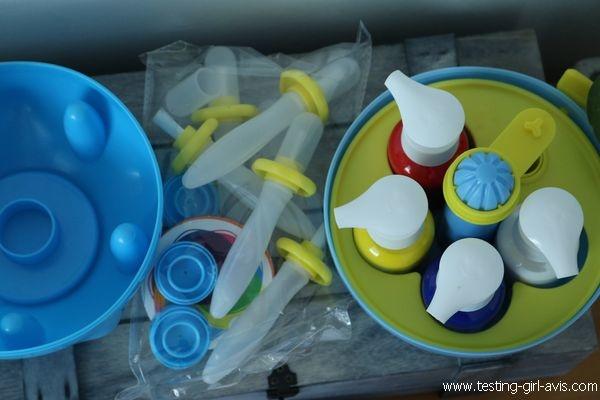 Apprendre le mélange des couleurs primaires - Atelier Mini Art Peinture - Buki - Avis