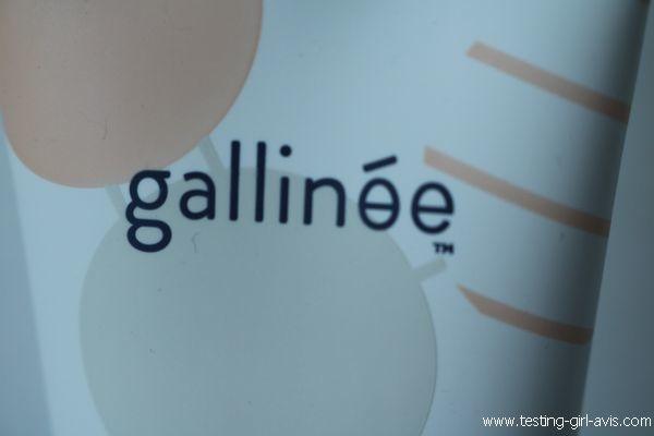 Gallinée - Soins prébiotiques