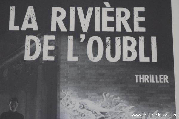 La rivière de l'oubli - Cai Jun - Thriller - Résumé