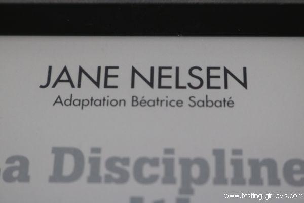 Jane Nelsen - Béatrice Sabaté
