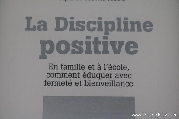 La Discipline Positive - Jane Nelsen - Avis