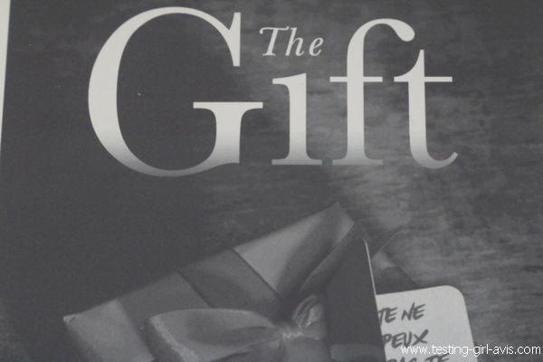 Chronique - The Gift - Louise Jensen - Mémoire cellulaire - Livre - Résumé