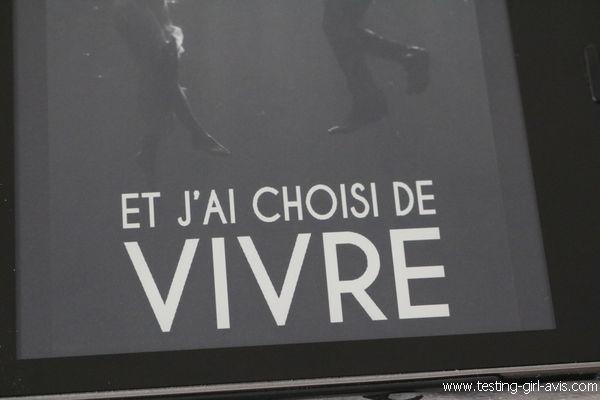 Chronique - Et j'ai choisi de vivre - Marilyse Trécourt - Résumé