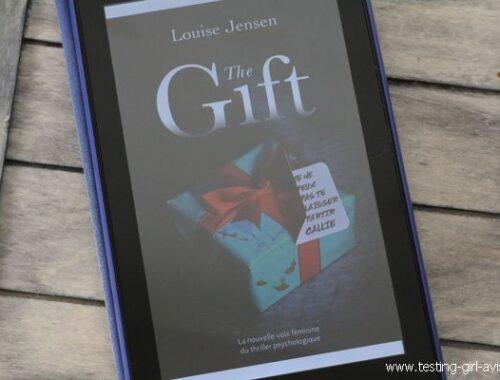 Chronique - The Gift - Louise Jensen - Mémoire cellulaire - Livre