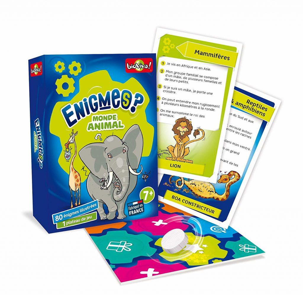 Idées cadeaux enfants - 7 ans - jeu de cartes