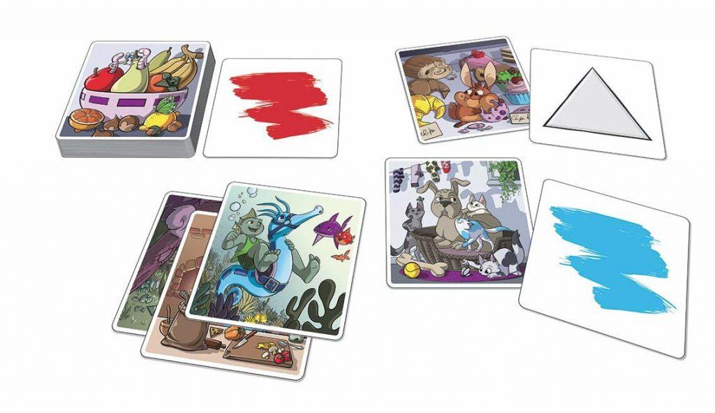 Idée cadeau enfant - 4 ans - jeux de cartes