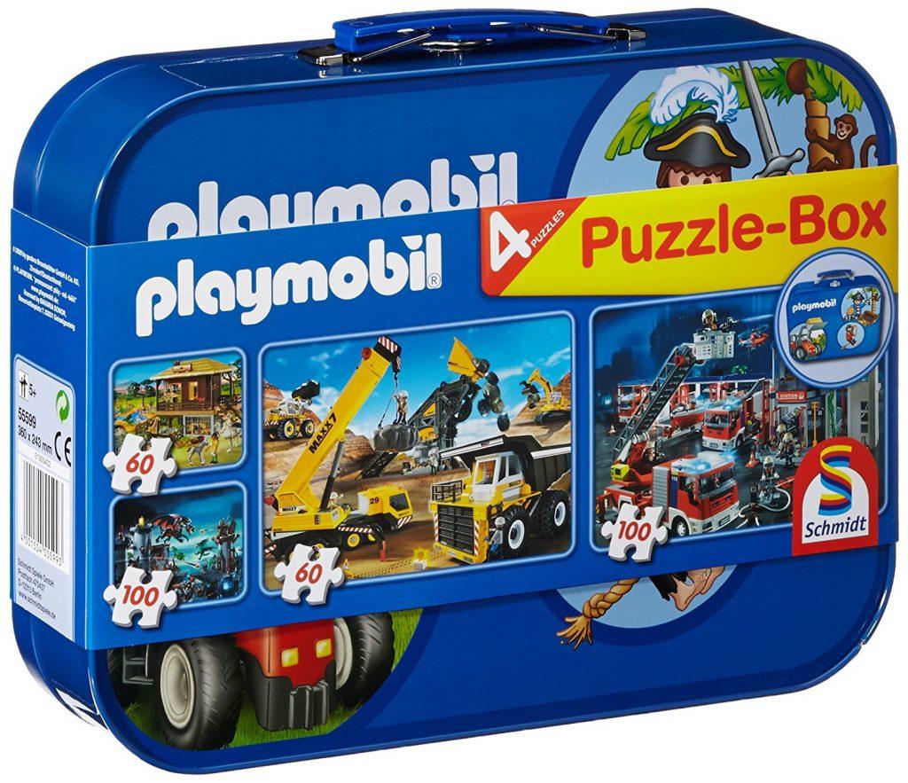 Idée cadeau enfants - 6 ans - Puzzle
