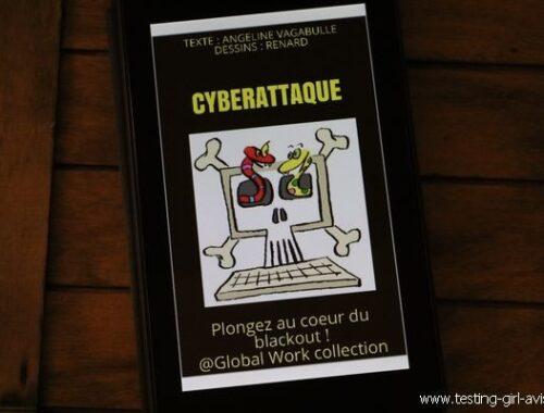 Cyberattaque: Plongez au coeur du black-out ! - Angeline Vagabulle