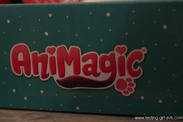 Animagic - peluches interactives