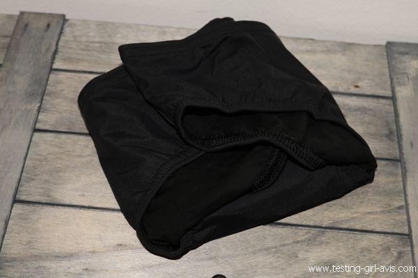 Culotte menstruelle FEMPO - Test et Avis