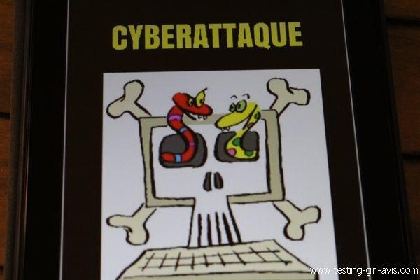 Cyberattaque - Exemple - Plongez au coeur du blackout - Résumé