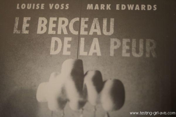 Le berceau de la peur - Louise Voss & Mark Edwards - Résumé