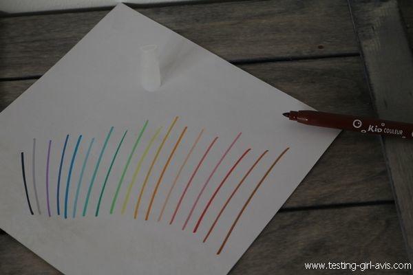 Coloriage BIC Kids - Feutres - Kid Couleur - Test