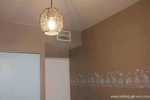 Ampoule LED E27 filament Edison AmazonBasics - Vintage Chambre