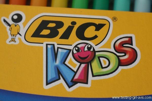 Coloriage BIC Kids - Marque