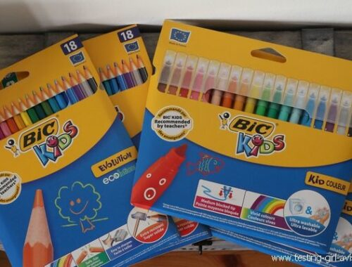 Coloriage BIC Kids