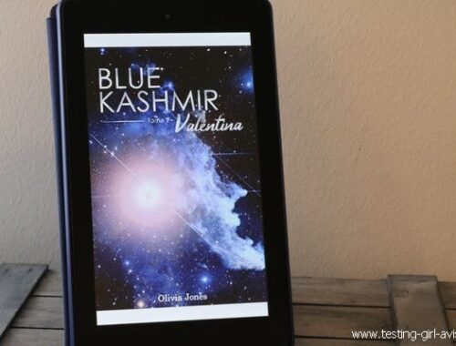Blue Kashmir : Valentina - Olivia Jones - Chronique
