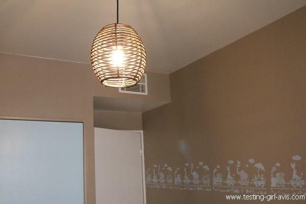 Ampoule LED E27 filament Edison AmazonBasics - Classique Chambre
