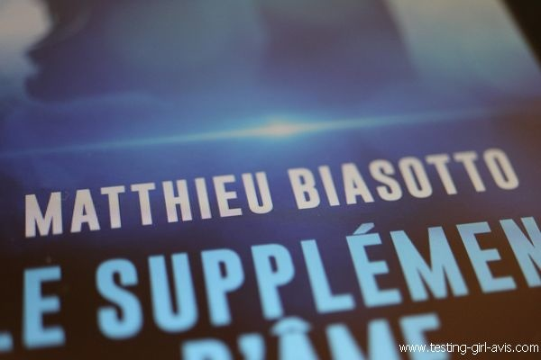 Le supplément d'âme - Matthieu biasotto - Auteur