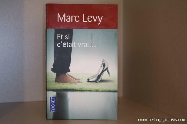 Et si c'était vrai... - Marc LEVY - Critique