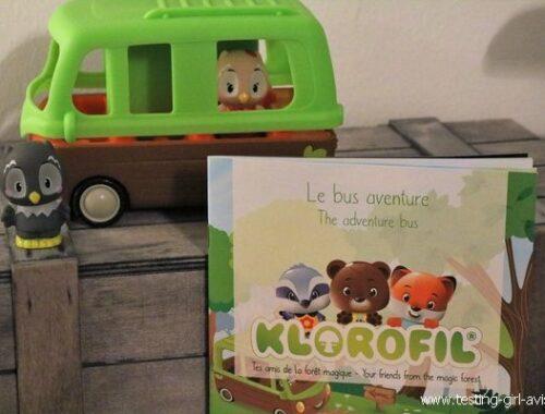 Le bus aventure Klorofil pour faire le plein de bons souvenirs