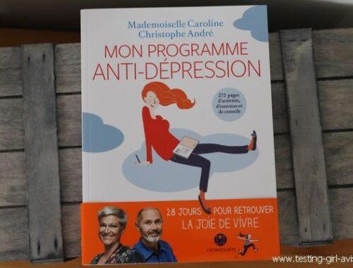 Mon programme anti-dépression avec Christophe André et Mlle Caroline