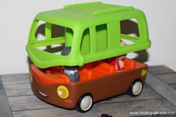 Le bus aventure Klorofil - Avis