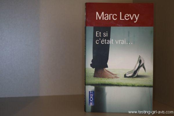Et si c'était vrai... - Marc LEVY - Avis