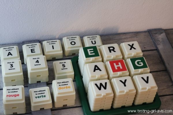 ScrabbleJeu Avis - Scrabble Tour