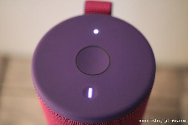 UE Boom 3 - Magic Button