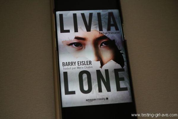 Livia Lone - Chronique
