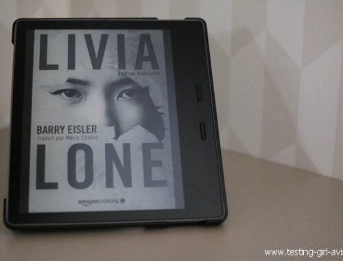 Livia Lone - Barry Eisler : Une policière au passé trouble