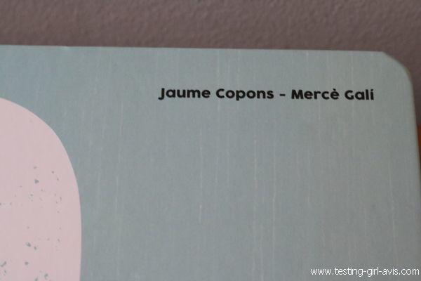 Les auteurs Jaume Copons et Mercè Gali