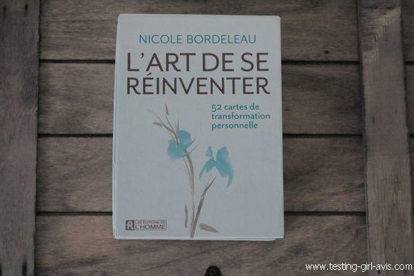 L'art de se réinventer - Le coffret - Nicole Bordeleau - Avis