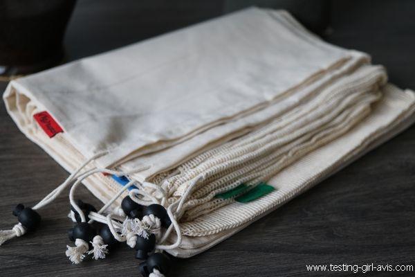 Les sacs réutilisables pour fruits et légumes Kupton sont-ils vraiment bien ?