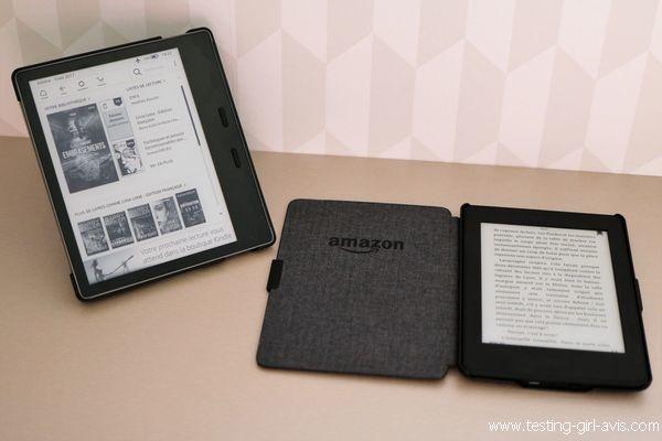 Quel modèle de liseuse ebook Kindle choisir ? - Comparatif liseuses