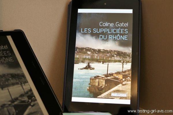 Les suppliciées du Rhône de Coline Gatel - Un polar historique sur l'anthropologie criminelle - Chronique