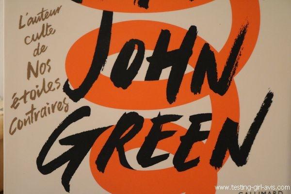 John Green - Auteur