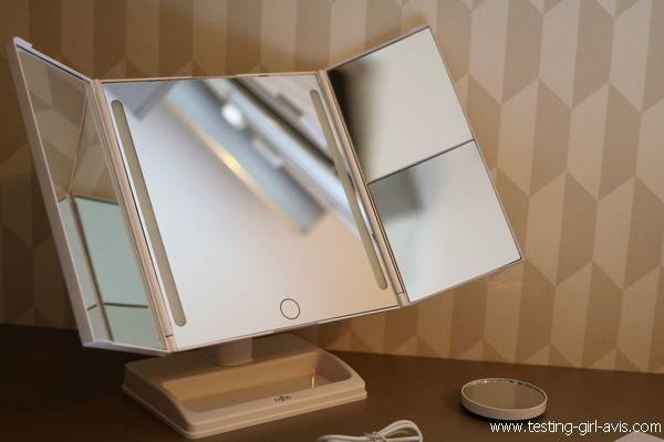 miroir salle de bain LED Anjou - Avis et Test