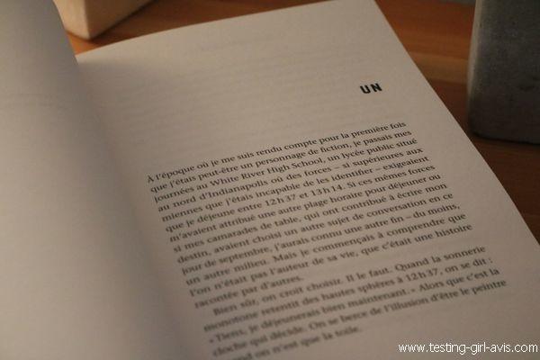 Tortues à l'infini - Extrait du livre