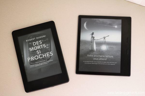 Quelle liseuse ebook Kindle choisir ?